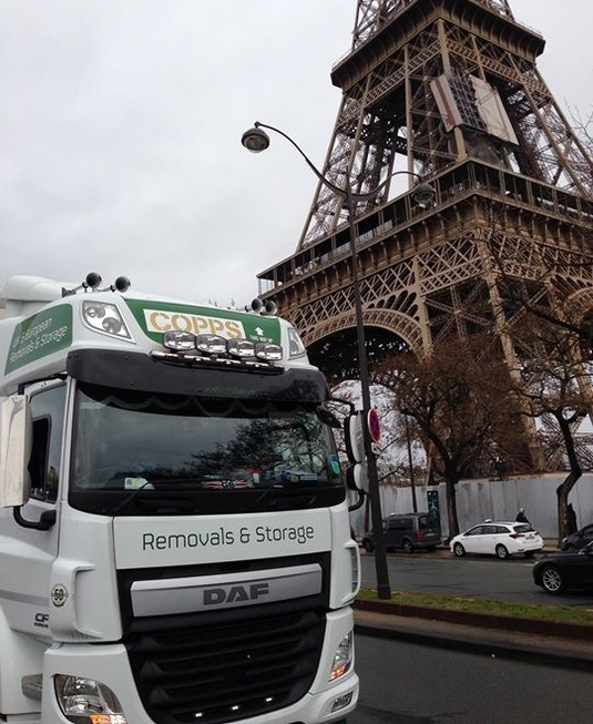 french removals, paris